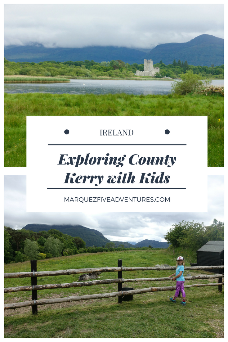 Click through to find the best family friendly things to do in County Kerry Ireland!