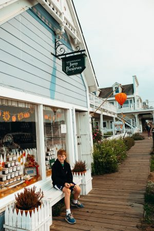 Mendocino Jams & Preserves. California