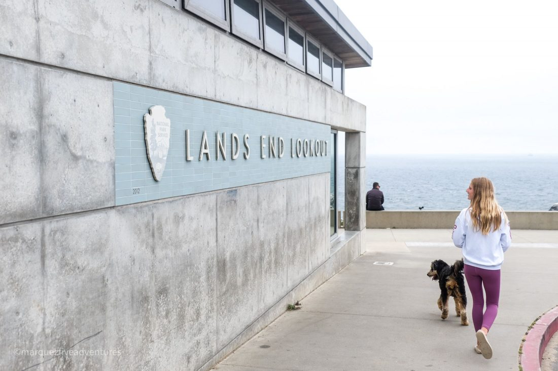 Lands End Lookout. San Francisco, California