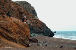So many places to explore. Tennessee Valley Trail. Marin California