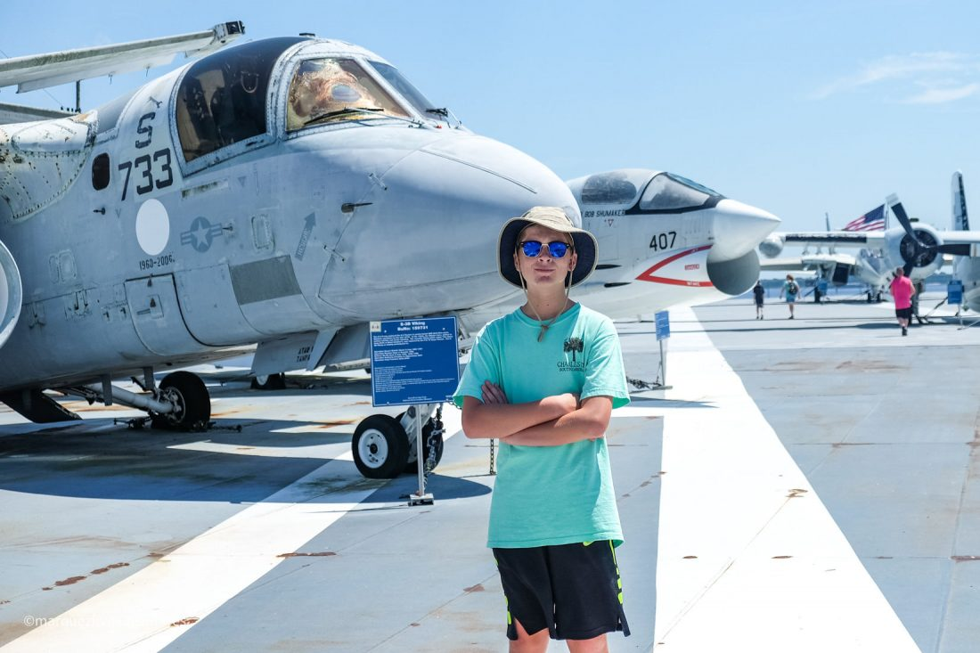 On the other hand, our 13-year-old was thoroughly impressed! Patriots Point. Mt. Pleasant. Charleston, South Carolina