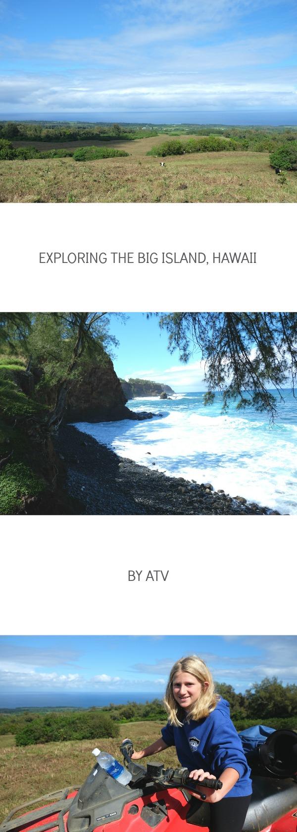 Atv Adventures Big Island Hawaii