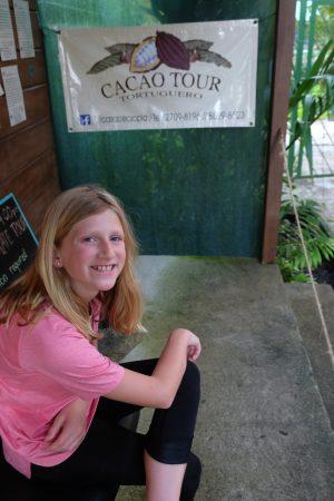 Cacao Tour! Tortuguero Costa Rica