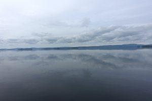 Lake Corrib. County Mayo, Ireland