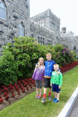 Ashford Castle. County Mayo, Cong, Ireland