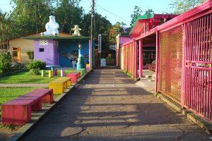 "The main ""road"" through Tortuguero. Costa Rica"