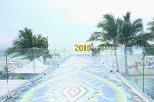 Ringing in the New Year in Punta Mita. W. Los Veneros, Mexico