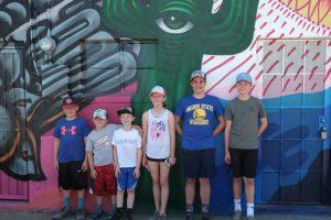 Murals in Scottsdale, Arizona