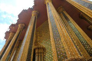 Grand Palace. Bangkok, Thailand.