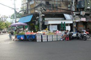 Street Market in Bangkok