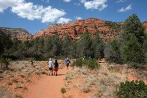 Fay Canyon Trailhead
