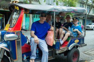 Best way to get around Bangkok!