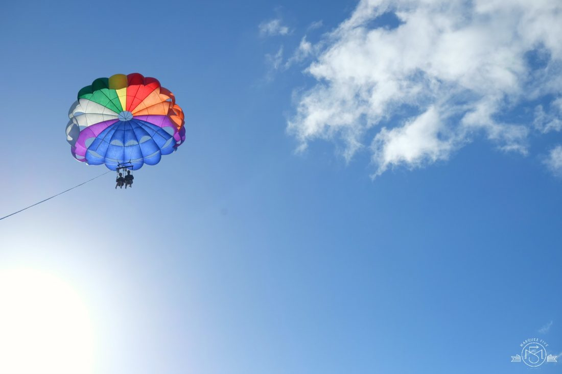 Parasailing in Oahu