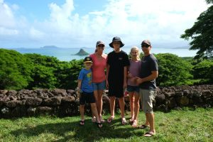 We were not disappointed with the views at Kualoa Ranch!