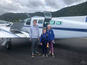 Our plane from Cairns to Lizard Island