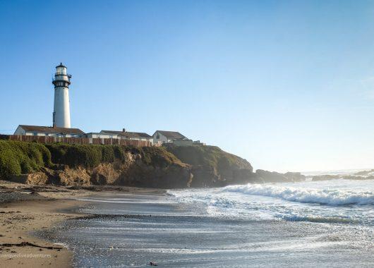 Pigeon Point Lighthouse. Pescadero, California. San Mateo County