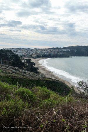 Baker Beach. San Francisco, California