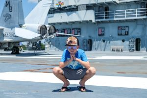 Our 8-year-old had a hard time processing war and how these naval vessels were used. Patriots Point. Mt. Pleasant Charleston South carolina