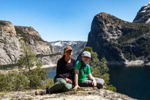 Yosemite National Park. Hetch Hetchy.